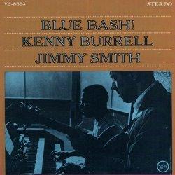 画像1: SHM-CD KENNY BURRELL   ケニー・バレル /  BLUE BASH +  7  ブルー・バッシュ!+ 7