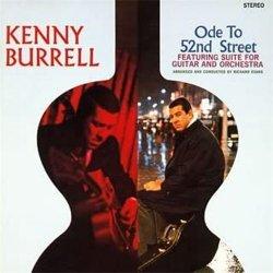 画像1: SHM-CD KENNY BURRELL   ケニー・バレル /  ODE TO 52nd  STREET オード・トゥ・52ndストリート
