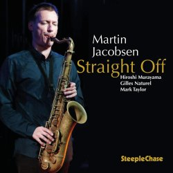 Martin Jacobsen / Straight Off