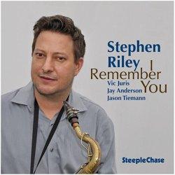 画像1: 【STEEPLECHASE】CD STEPHEN RILEY ステファン・ライリー /  I Remember You