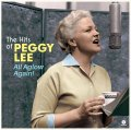 180g重量盤LP (WAX TIME) Peggy Lee / The Hits Of Peggy Lee All Aglow Again!