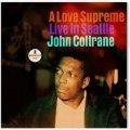 2枚組180g重量盤LP John Coltrane ジョン・コルトレーン / A Love Supreme: Live In Seattle