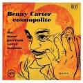 SHM-CD   BENNY CARTER    ベニー・カーター  /  COSMOPOLITE   コスモポライト:オスカー・ピーターソン・セッション +4
