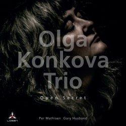 Olga Konkova Trio / Open Secret