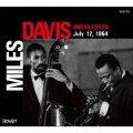 CD  MILES  DAVIS  マイルス・デイビス /  HIBIYA,TOKYO July 12, 1964
