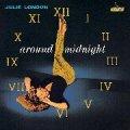 紙ジャケット CD   JULIE LONDON  ジュリー・ロンドン  /  AROUND MIDNIGHT アラウンド・ミッドナイト
