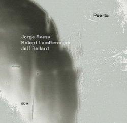 画像1: 【ECM】CD Jorge Rossy ホルヘ・ロッシー / Puerta
