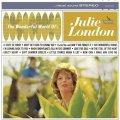 紙ジャケット CD   JULIE LONDON  ジュリー・ロンドン  /  THE  WONDERFUL WORLD OF    ザ・ワンダフル・ワールド・オブ