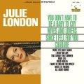 紙ジャケット CD   JULIE LONDON  ジュリー・ロンドン  /  YOU  DON'T  HAVE TO BE  A  BABY  TO CRY   ユー・ドント・ハヴ・トゥ・ビー・ア・ベイビー・トゥ・クライ