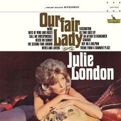 画像1: 紙ジャケット CD   JULIE LONDON  ジュリー・ロンドン  /  OUR  FAIR  LADY  アワ・フェア・レディ