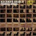 albore jazz第11弾CD!ダイナミック&ソウルフルな痛快吟醸オルガン・セッション大豊作!!   MAX IONATA ORGAN 3 + FABRIZIO BOSSO マックス・イオナータ / COFFEE TIME