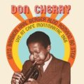 超貴重音源CD     DON CHERRY  ドン・チェリー  / LIVE AT CAFE MONTMARTRE 1966