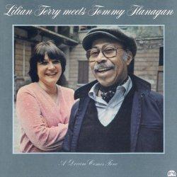 画像1: [カム・ジャズ・イタリアン・クラシック] CD LILIANA TERRY MEETS TOMMY FLANAGAN リリアン・テリー・ミーツ・トミー・フラナガン /  ア・ドリーム・カムス・トゥルー