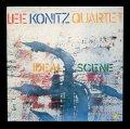 CD LEE KONITZ QUARTET リー・コニッツ・カルテット /  IDEAL SCENE  アイデアル・シーン