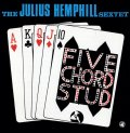 CD JULIUS HEMPHIL SEXTET ザ・ジュリアス・ヘンフィル・セクステット /  ファイヴ・コード・スタッド