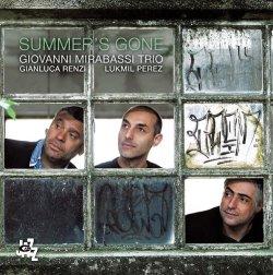 画像1: CD GIOVANNI MIRABASSI TRIO ジョヴァンニ・ミラバッシ・トリオ /  サマーズ・ゴーン