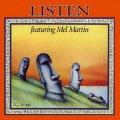 【インナー・シティ・レコード JAZZY GROOVE CLASSICS第一期!】 CD LISTEN feat.Mel Martin リッスン・フィーチャリング・メル・マーティン /  リッスン・フィーチャリング・メル・マーティン