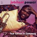 【インナー・シティ・レコード JAZZY GROOVE CLASSICS第一期!】 CD TED CURSON & COMPANY テッド・カーソン&カンパニー /  ジュビラント・パワー