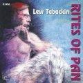 【インナー・シティ・レコード JAZZY GROOVE CLASSICS第一期!】 CD LEW TABAKIN ルー・タバキン /  ライツ・オブ・パン