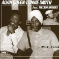 【BLACK AND BLUE】CD ALVIN QUEEN,LONNIE SMITH アルヴィン・クイーン〜ロニー・スミス・フィーチャリング・メルヴィン・スパークス /   LENOX AND SEVENTH レノックス・アンド・セヴンス