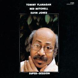 画像1: 【ENJA REAL JAZZ CLASSICS】CD TOMMY FLANAGAN トミー・フラナガン /  スーパー・セッション
