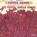CD   ART PEPPER アート・ペッパー / PEPPER MANNE   ペッパー・マン