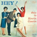 CD KEVIN GAVIN ケヴィン・ゲイヴィン /  HEY! THIS IS KEVIN GAVIN  ヘイ! ディス・イズ・ケヴィン・ゲイヴィン!
