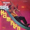 CD SLIDE HAMPTON スライド・ハンプトン /  TWO SIDES OF SLIDE  トゥー・サイズ・オブ・スライド