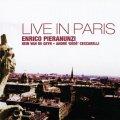 2枚組CD   Enrico Pieranunzi  エンリコ・ピエラヌンツィ /  ライヴ・イン・パリ