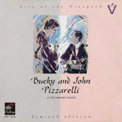 画像1: CD BUCKY & JOHN PIZZARELLI バッキー&ジョン・ピザレリ /  ライヴ・アット・ザ・ヴァインヤード