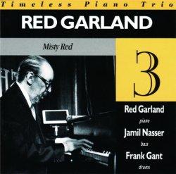 画像1: CD  RED GARLAND TRIO レッド・ガーランド / MISTY  RED   ミスティ・レッド