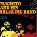 CD  MACHITO AND HIS  SALSA BIG BAND マチート・アンド・ヒズ・サルサ・ビッグ・バンド  /  LIVE AT NORTH SEA 1982  ライヴ・アット・ザ・ノース・シー1982