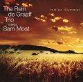CD  REIN DE  GRAAFF  TRIO MEETS  SAM MOST   レイン・デ・グラーフ・トリオ・ミーツ・サム・モスト /  INDIAN SUMMER   インディアン・サマー