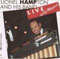 CD  LIONEL HAMPTON  ライオネル・ハンプトン  AND HIS BAND  /   LIVE AT THE MUZEVAL  ライヴ・アット・ザ・ムゼヴァル