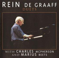 画像1: CD レイン・デ・グラーフ / デュエッツ・ウィズ・チャールズ・マクファーソン&マリウス・ビーツ