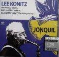 CD LEE KONITZ リー・コニッツ /  ジョンキル