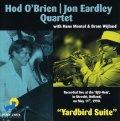 CD HOD O'BRIEN - JON EARDLEY QUARTET ホッド・オブライエン - ジョン・アードレイ・カルテット /  ヤードバード組曲