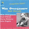 CD WIM OVERGAAUW ウィム・オーヴァーガウ /  ジャスト・フレンズ