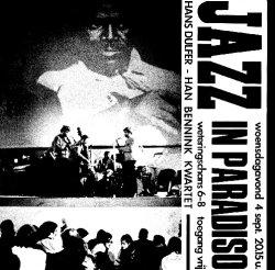 画像1: CD  Hans Dulfer  Heavy Soul Inc. ハンス・ダルファー〜ヘヴィ・ソウル・インコーポレーテッド  /   Live In Paradiso  ライヴ・イン・パラディーゾ