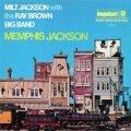 SHM-CD  MILT JACKSON WITH RAY BROWN BIG BAND  / MEMPHIS JACKSON