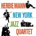 CD Herbie Mann / New York Jazz Quartet + Music for Suburban Living