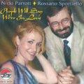 瑞々しいキラキラ感CD    NICKI PARROTT  ニッキ・パロット  & ROSSANO SPORTIELLO  ロサノ・スポルティエロ  /  WILL SAY WE'RE IN LOVE