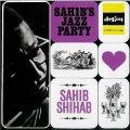 紙ジャケットCD SAHIB SHIHAB サヒブ・シハブ / SAHIB'S JAZZ PARTY  サヒブズ・ジャズ・パーティ