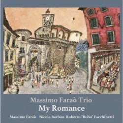 画像1: W紙ジャケットCD   MASSIMO FARAO TRIO マッシモ・ファラオ・トリオ /  MY ROMANCE マイ・ロマンス〜ロマンティック・バラード・フォー・ユー)