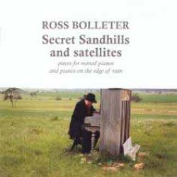画像1: CD  ROSS BOLLETER  ロス・ボレター  / SECRET SANDHILLS AND SETELLITES