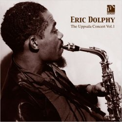 画像1: CD!    ERIC DOLPHY  エリック・ドルフィー   / The Uppsala Concert Vol.1