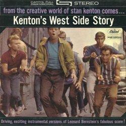 画像1: CD    STAN KENTON ORCHESTRA スタン・ケントン楽団  / WEST SIDE STORY ウエストサイド物語