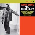 180g重量盤LP (Stereo) Nat Adderley ナット・アダレイ /  Work Song + 1 Bonus Track