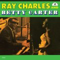 180g重量盤LP (Stereo) Ray Charles And Betty Carter レイ・チャールズ、ベティ・カーター /  Ray Charles And Betty Carter + 1 Bonus Track