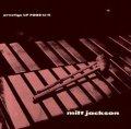 UHQ-CD   MILT JACKSON ミルト・ジャクソン /  MILT JACKSON  QUARTET  ミルト・ジャクソン・カルテット